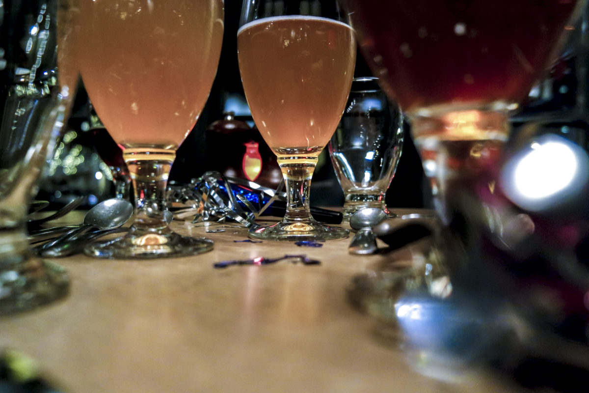 New Year's Eve at Nørrebro Bryghus