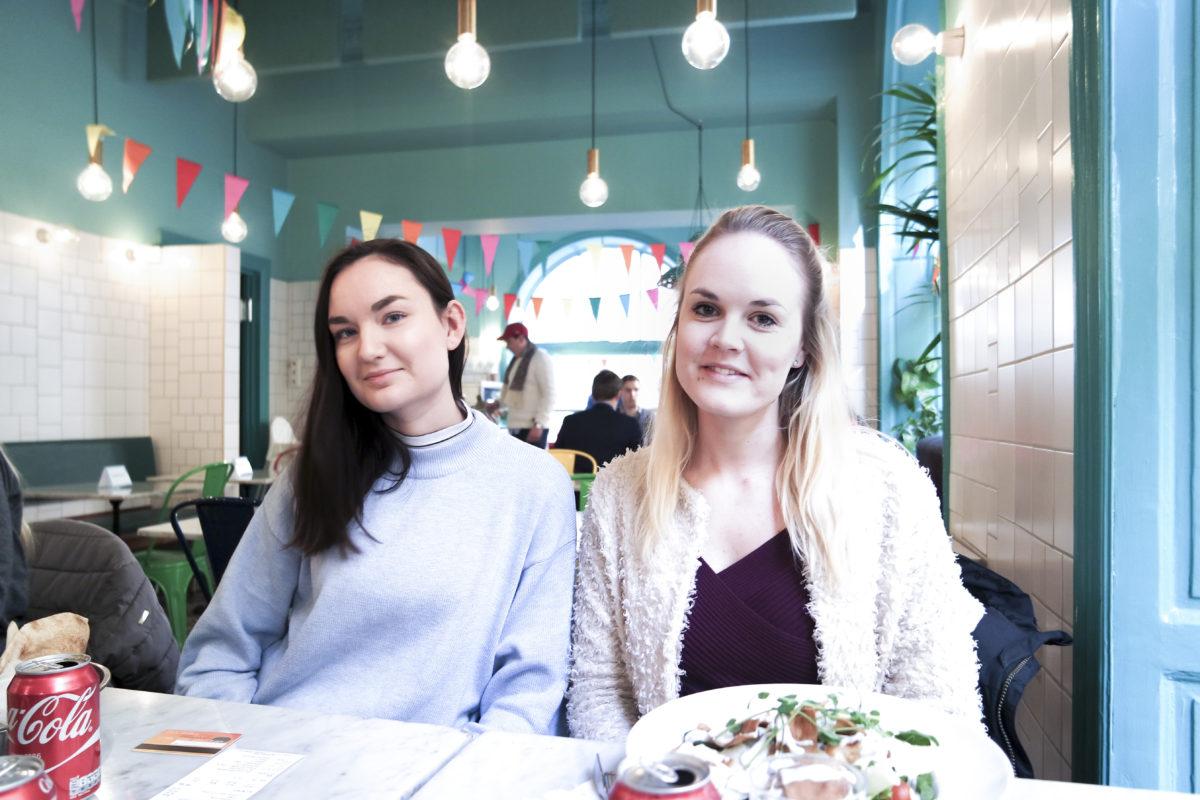 Study Visit at Veckorevyn