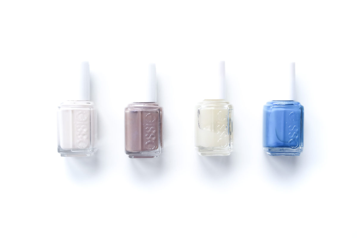 NAIL POLISH DECLUTTER
