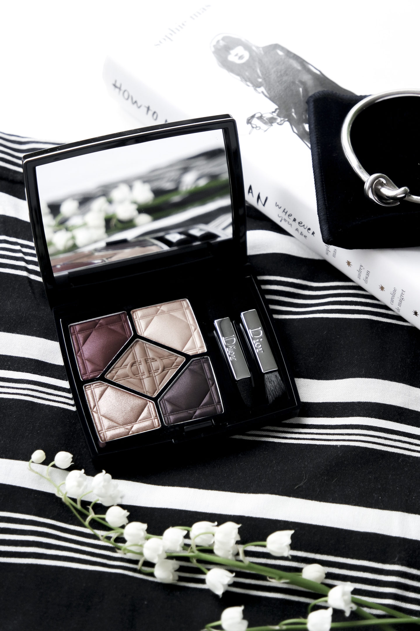 Dior high fidelity eyeshadow feel