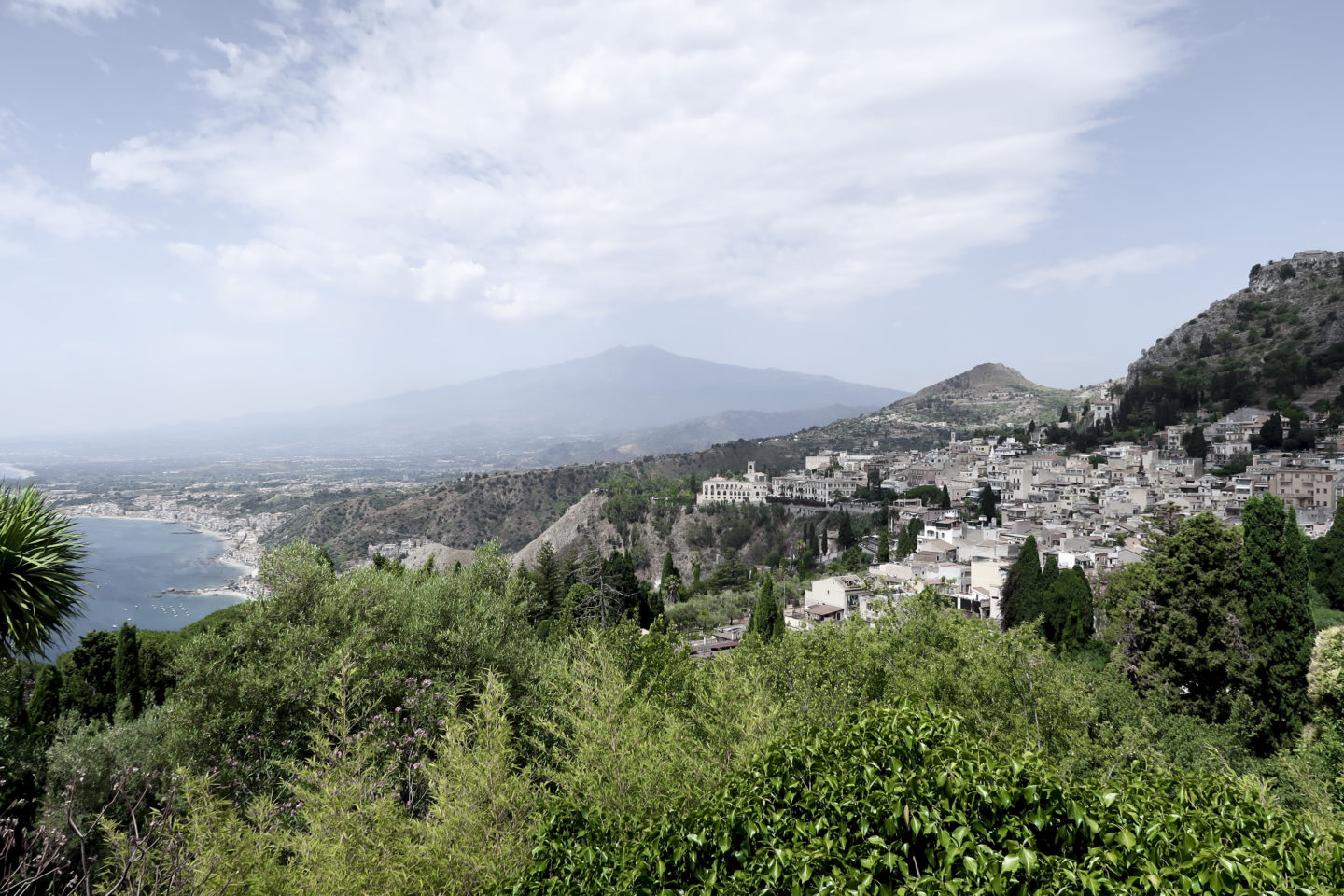 A POSTCARD FROM SICILY