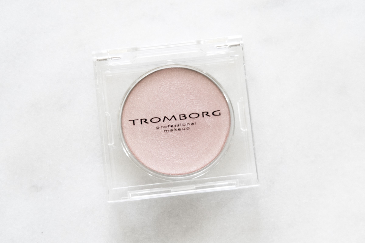 Tromborg Creamy Lip Cheek Eye Powder Misty Rose