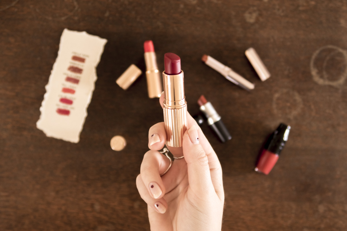 Charlotte Tilbury Red Carpet Red läppstift