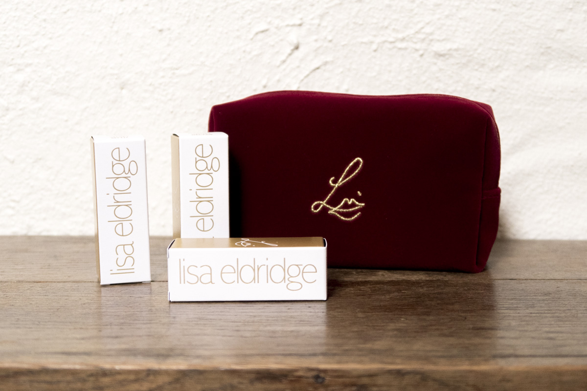Lisa Eldridge The Deep Velvet Collection