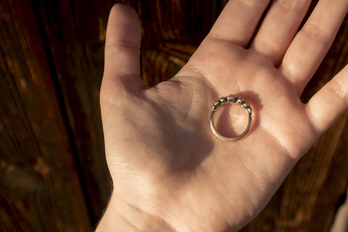 mina drömmars ring